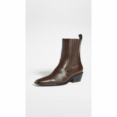 マリ ジウディセリ Mari Giudicelli レディース ブーツ シューズ・靴 Hyde Boots Marrom