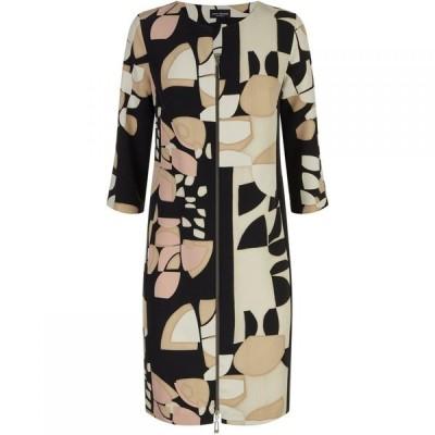 ジュームズ レイクランド James Lakeland レディース ワンピース ワンピース・ドレス Collage Print Zip Dress black multi