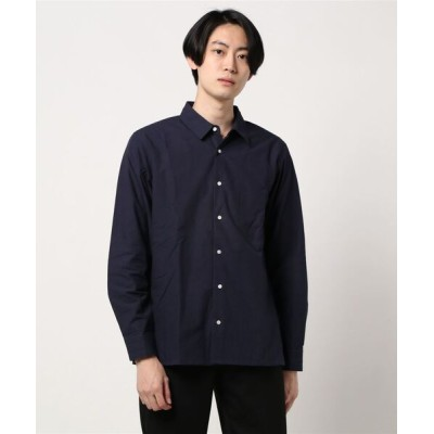 シャツ ブラウス 【Bs】【it】【KURO(クロ )】/ 中綿シャツ / 60- INNER COTTON SHIRT