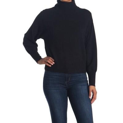 360カシミア レディース ニット&セーター アウター Zyan Sweater BLACK/CHALK