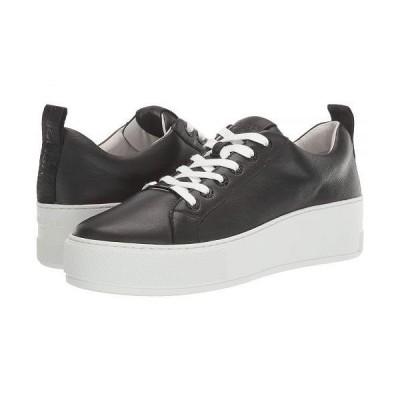 J/Slides レディース 女性用 シューズ 靴 スニーカー 運動靴 Margot - Black Leather