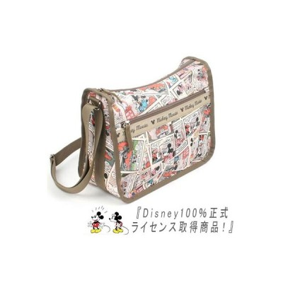 『Disney新作:100%正式ライセンス取得商品!』ミッキーマウスカトゥーンショルダーバッグ(mickz029)