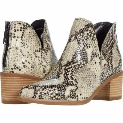 ブロンド Blondo レディース ブーツ シューズ・靴 Esmee Waterproof Natural Snake