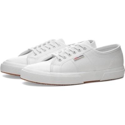 スペルガ Superga メンズ スニーカー シューズ・靴 2750 EFGLU Leather White