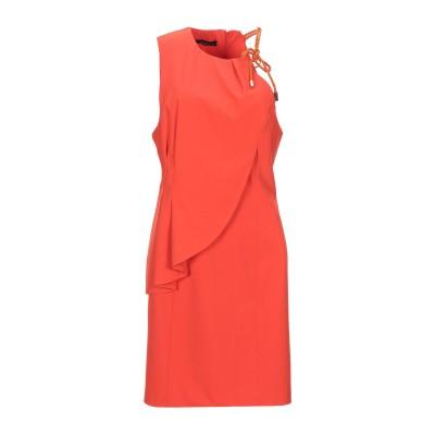 アンナリータ エンネ ANNARITA N ミニワンピース&ドレス オレンジ 44 ポリエステル 95% / ポリウレタン 5% ミニワンピース&ド