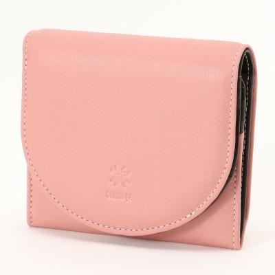レザー二つ折り財布(コムサ/COMME CA)