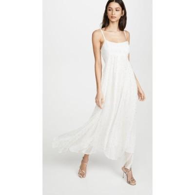 Azeeza レディース ワンピース ワンピース・ドレス White Dress with Cystals White