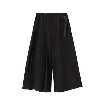 <ZUCCa(Women)/ズッカ> PEサージパンツ black(26)【三越伊勢丹/公式】