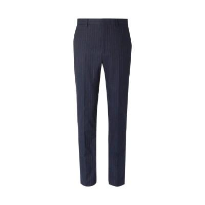 POLO RALPH LAUREN パンツ ダークブルー 36 コットン 96% / ポリウレタン 3% / ウール 1% パンツ