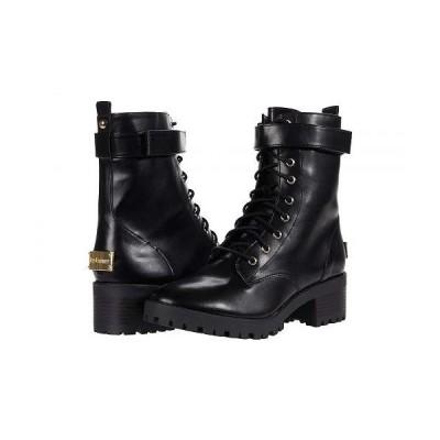 Juicy Couture ジューシークチュール レディース 女性用 シューズ 靴 ブーツ レースアップ 編み上げ Oodles - Black