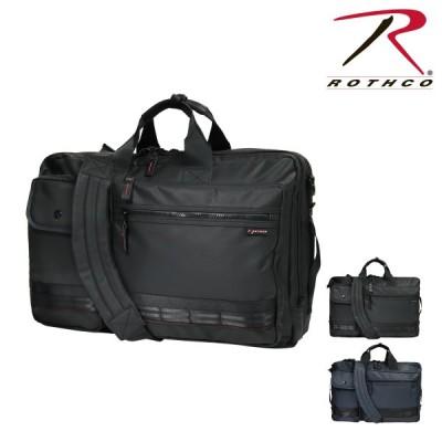 ロスコ ビジネスバッグ 3WAY A3 レッドライン メンズ 45006 ROTHCO | ガーメントケース ビジネスリュック 撥水 大容量 拡張