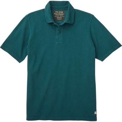 フィルソン メンズ シャツ トップス Filson Men's The Filson Polo Shirt - Ducks Unlimited