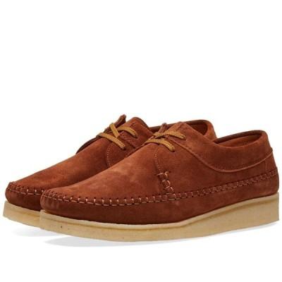 パドモア&バーンズ Padmore & Barnes メンズ シューズ・靴 M387 Willow Snuff Suede