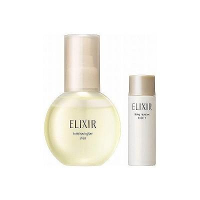 エリクシール(ELIXIR) つや玉ミスト 限定セット aL 美容液 80mL18mL