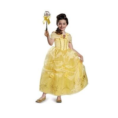 ベル 衣装、コスチューム 子供女性用 Prestige 美女と野獣 ディズニー ハロウィン