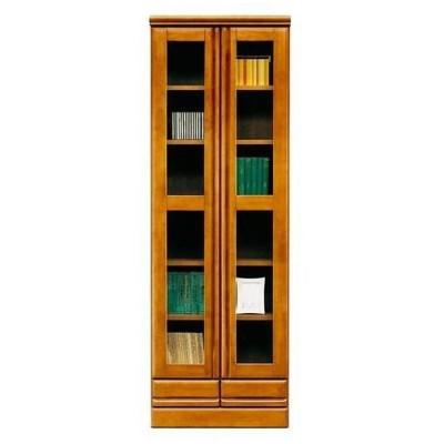 本棚 書棚 ハイタイプ 国産 60cm幅 ジェロ 開梱設置