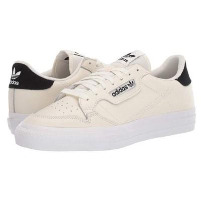 アディダス オリジナルス Continental Vulc メンズ スニーカー 靴 シューズ Off-White/Off-White/Core Black