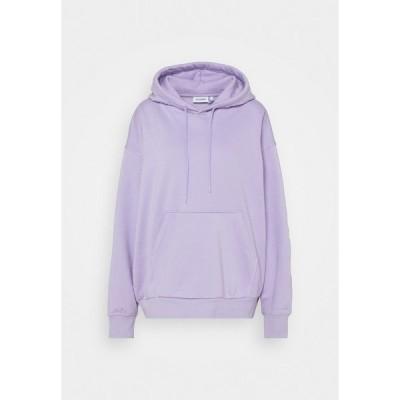 ウィークデイ パーカー・スウェットシャツ レディース アウター ALISA HOODIE - Hoodie - purple