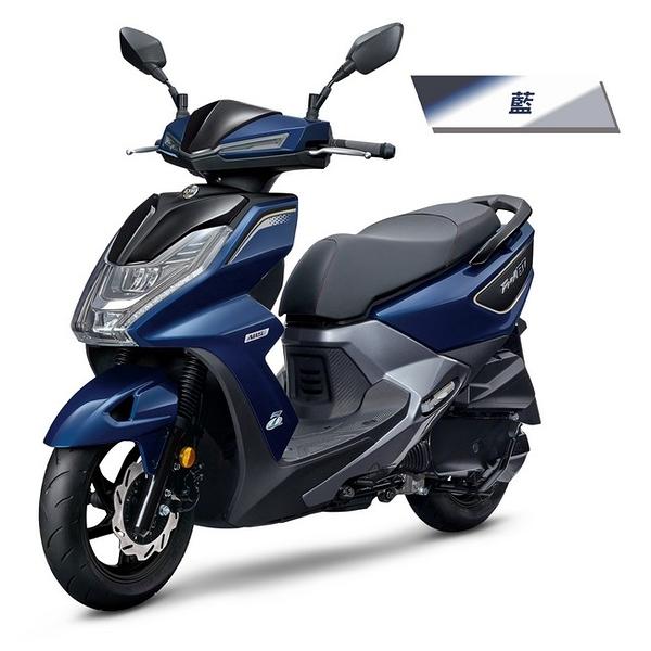 SYM 三陽機車 鳳凰 FNX 125 七期/ABS/雙碟煞/ZRSG/怠速熄火 2021全新車