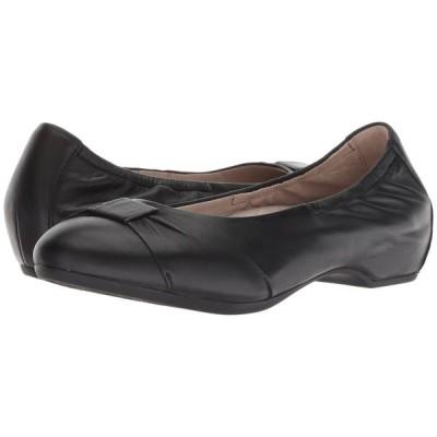 【残り1点!】【サイズ:40】ダンスコ Dansko レディース シューズ・靴 スリッポン・フラット Lina Black Nappa