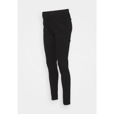 レディース ファッション MLAVILDA PANTS - Leggings - Trousers - black