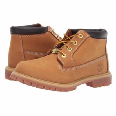 ティンバーランド Timberland レディース ブーツ チャッカブーツ シューズ・靴 Nellie Chukka Wheat Nubuck