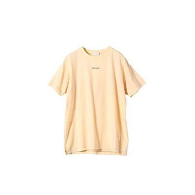 [シップスエニィ レディース] Tシャツ ロゴ レディース 722310005 イエロー 黄色