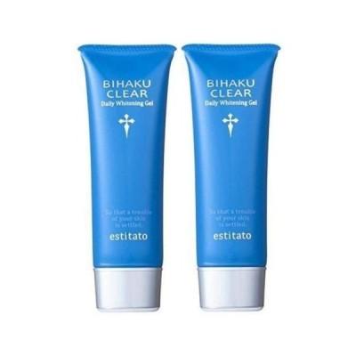 ビハククリア BIHAKU CLEAR 薬用美白オールインワンスキンケア 50g しみ シミ 2個セット