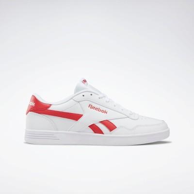 リーボック Reebokリーボック ロイヤル テック T / Reebok Royal Techque T Shoes (ホワイト)