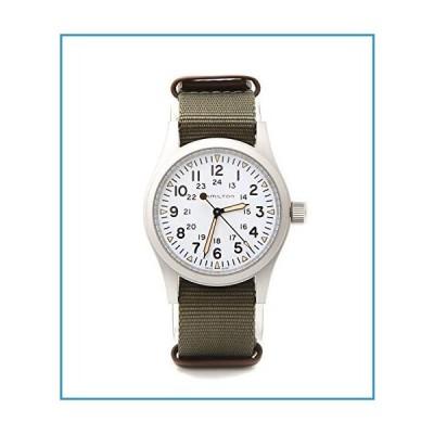 新品HAMILTON/ハミルトン:カーキ フィールド メカ:カーキ フィールド メカ ハミルトン 腕時計 時計 メン