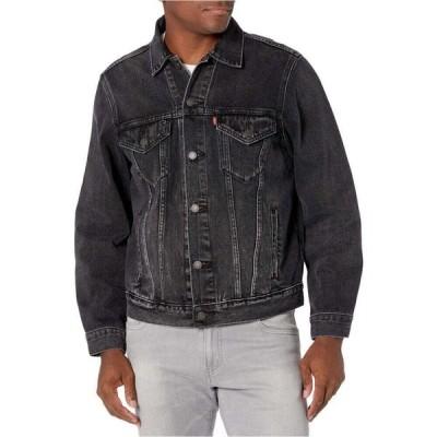 リーバイス Levi's Mens メンズ ジャケット アウター Vintage Fit Trucker Midnight