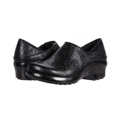 Ariat アリアト レディース 女性用 シューズ 靴 クロッグ ミュール Hera Expert Clog - Tooled Black
