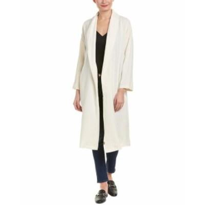 ファッション 衣類 Evidnt Washed Silk Jacket Xs White
