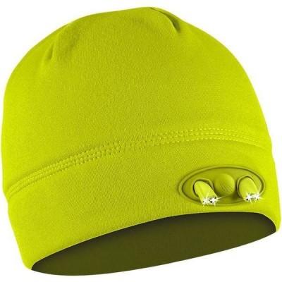パンサービジョン 帽子 アクセサリー メンズ Panther Vision Men's POWERCAP LED Lighted Beanie HiVisYellow