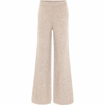 ジョゼフ Joseph レディース ボトムス・パンツ tweed wool-blend pants Blush