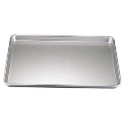 【オーブン天板】中尾アルミ製作所 NAKAO ARUMI SEISAKUSYO アルマイト 浅型 天板 1号 385×315×H25 キッチン用品