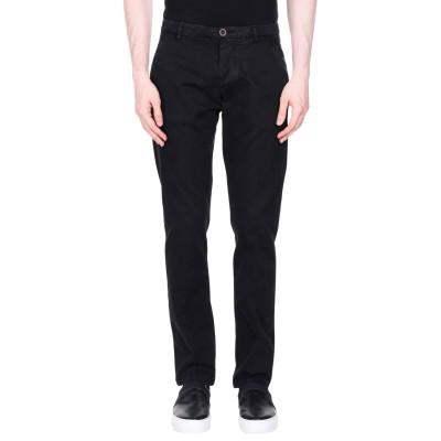 NO LAB パンツ ブラック 28 コットン 97% / ポリウレタン 3% パンツ