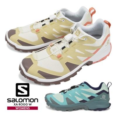 サロモン シューズ レディース 靴 SALOMON 登山靴 トレッキング アウトドア スニーカー XA ROGG キャンプ トレイルランニング ハイキング