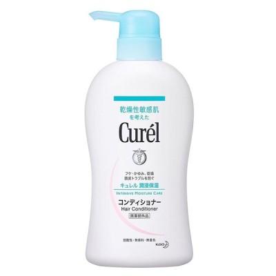 花王 Curel キュレル コンディショナー ポンプ 420ml