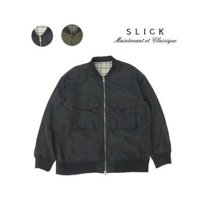 スリック SLICK 長袖 リバーシブル ウェップ ジャケット SLK5153512