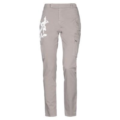 リュー ジョー LIU •JO パンツ グレー 28 コットン 98% / ポリウレタン 2% パンツ
