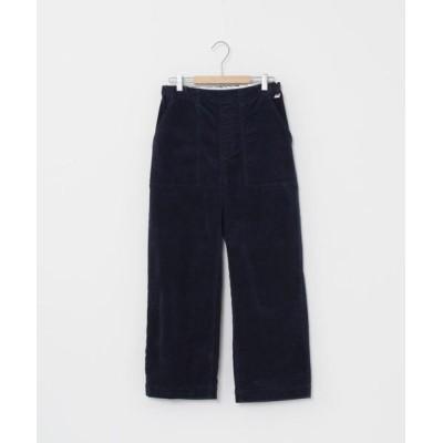 coen / 【WEB限定サイズ:XL】USAコットンコーデュロイパンツ#(セミワイドパンツ) WOMEN パンツ > パンツ