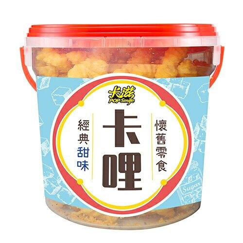 卡滋復刻卡哩卡哩-經典甜味170g【愛買】
