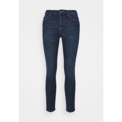 エスプリ レディース ファッション Jeans Skinny Fit - dark blue wash