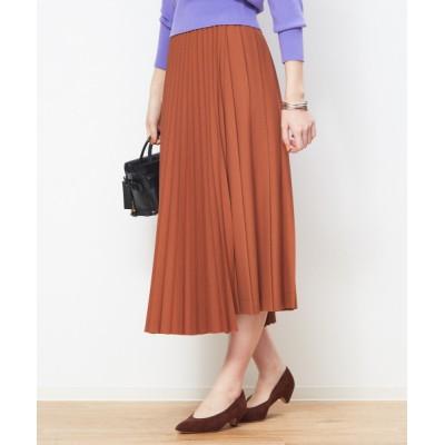Rouge vif la cle / ミックスプリーツスカート WOMEN スカート > スカート