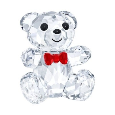 Swarovski Crystal Kris Bear - I am big now Decoration Figurine Signed 5453383