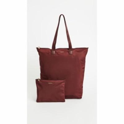 トゥミ TUMI レディース トートバッグ バッグ Just in Case N/S Tote Bag Cordovan