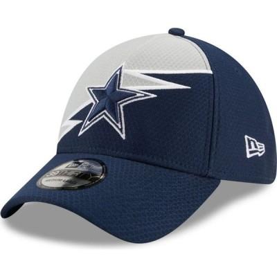 ニューエラ New Era メンズ キャップ 帽子 Dallas Cowboys Bolt 39Thirty Stretch Fit Hat
