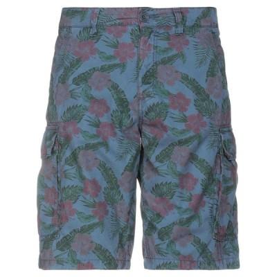 NORTH SAILS ショートパンツ&バミューダパンツ  メンズファッション  ボトムス、パンツ  ショート、ハーフパンツ ブルーグレー