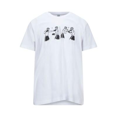 アスペジ ASPESI T シャツ ホワイト XL コットン 100% T シャツ